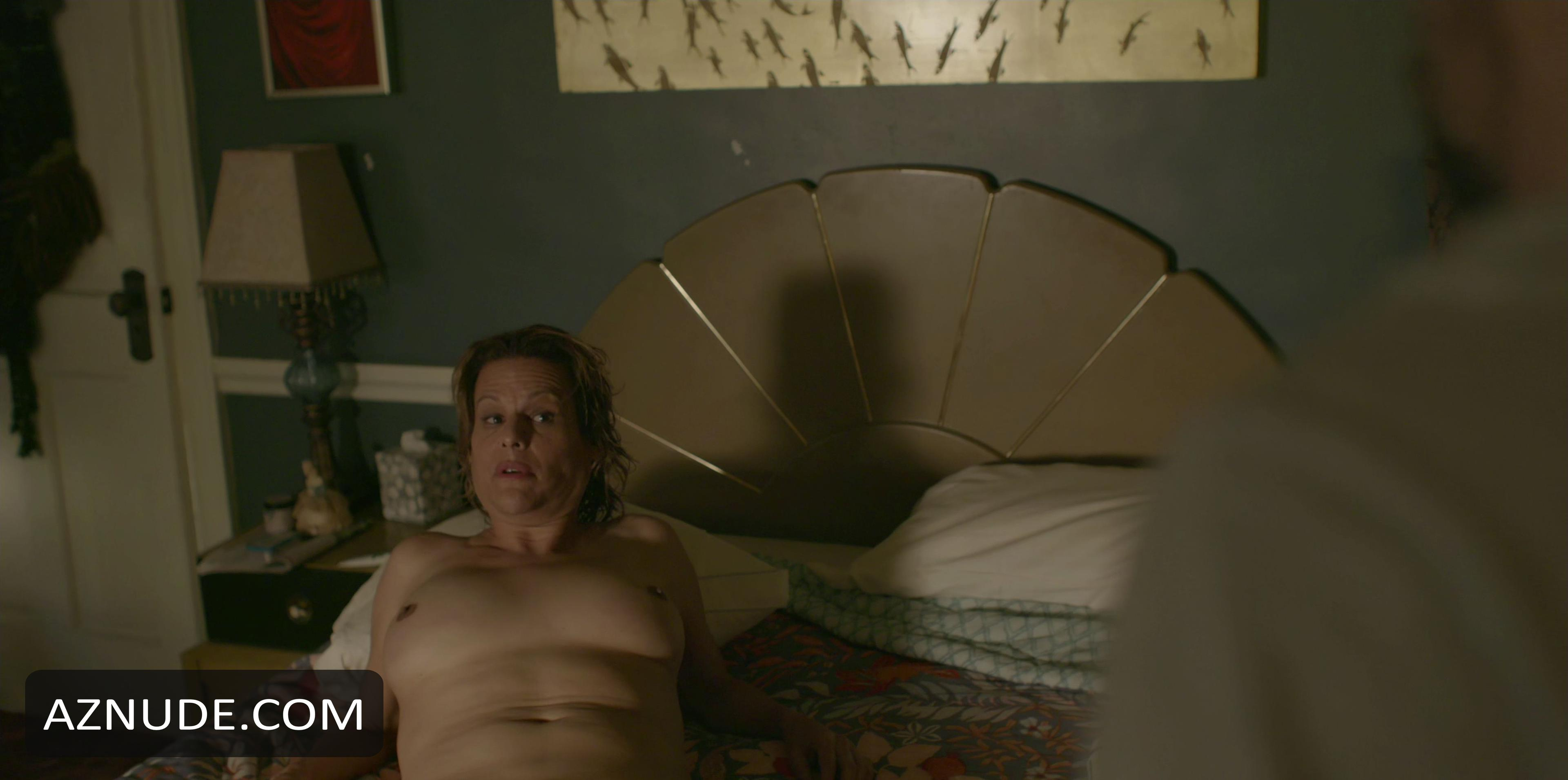 Alexandra daddario full frontal sex scene in true detective - 2 part 6