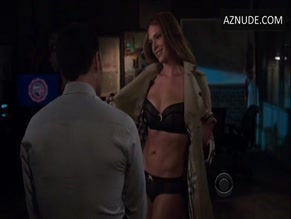 AMANDA RIGHETTI in THE MENTALIST (2009-2013)