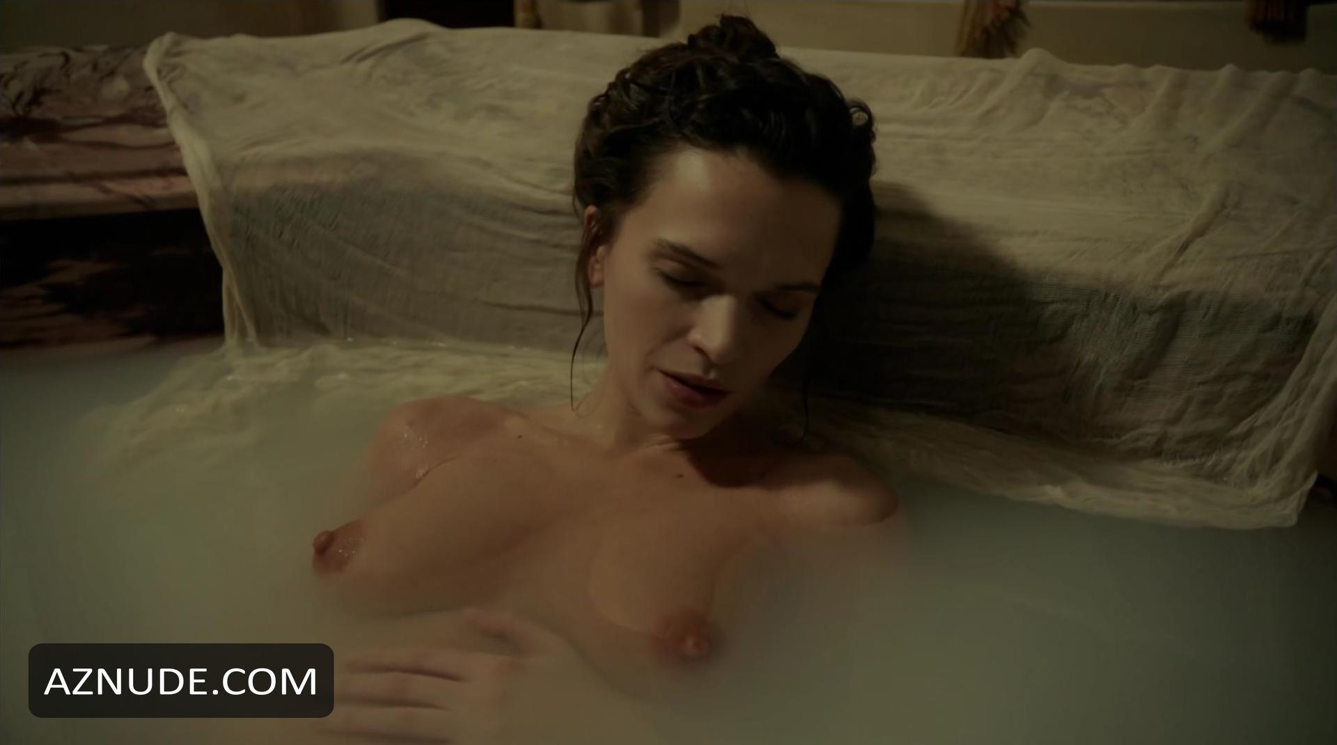 Karen hassan nude scene from 039vikings039 on scandalplanetcom - 2 8