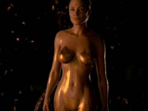 Angelina jolie beowulf scene that interrupt