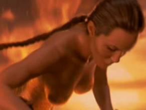 Excellent angelina jolie beowulf scene