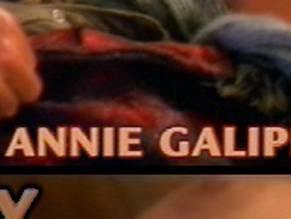 That would Annie galipeau nude thank