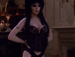 elvira mistress of the dark butt scene