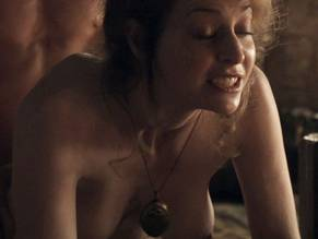 Emilia clarke nude sex scene in voice from the stone series 1