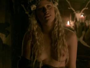 Ida nielsen sex scene in 039vikings039 on scandalplanetcom - 2 part 5