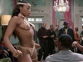 Hall nude best man regina