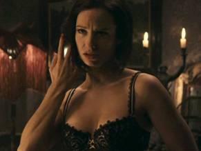 Lesbian vampire killers nude scenes