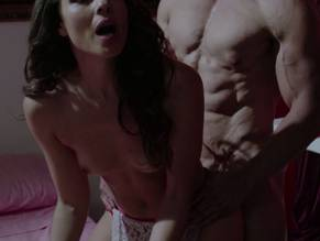 Melissa barrera nude scene from 039vida039 on scandalplanetcom 2