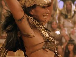 Consider, that the mummy nude scene idea