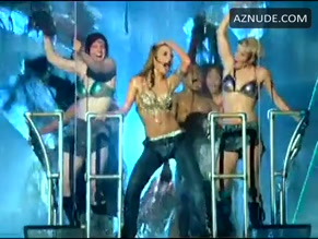 BRITNEY SPEARS in BRITNEY SPEARS LIVE FROM LAS VEGAS(2001)