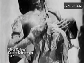 CAROLEE SCHNEEMANN NUDE/SEXY SCENE IN !WOMEN ART REVOLUTION