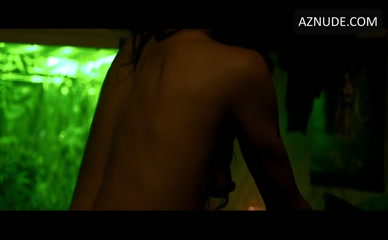 DANAY GARCIA NUDE/SEXY SCENE IN AVENGE THE CROWS: THE LEGEND OF LOCA