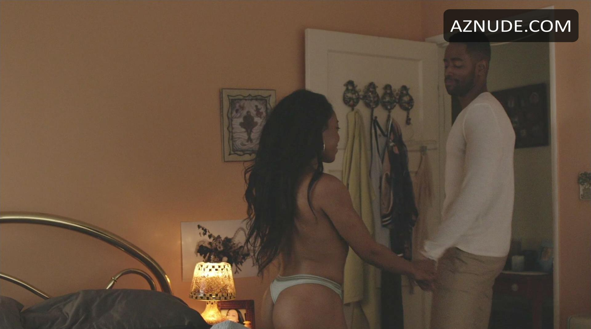 Alison brie get hard deleted scene - 2 part 1