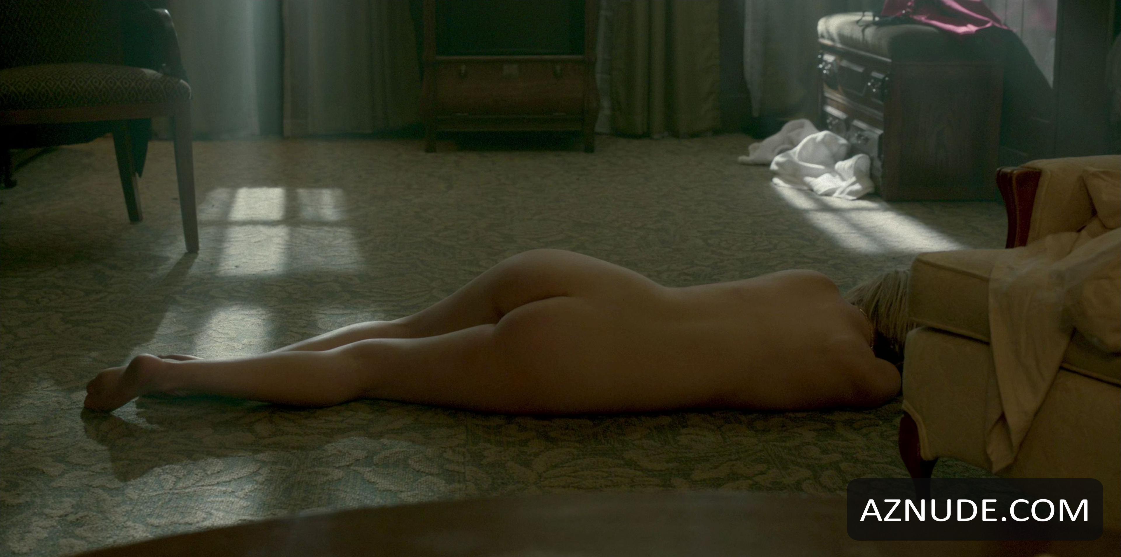 Alexandra daddario nude from true detective - 1 7