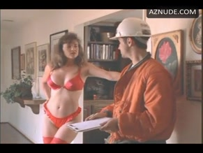 MICHELLE BAUER in HEAVY PETTING DETECTIVE(1993)