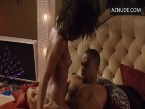 MISTY STONE in ZANE'S THE JUMP OFF (2013)