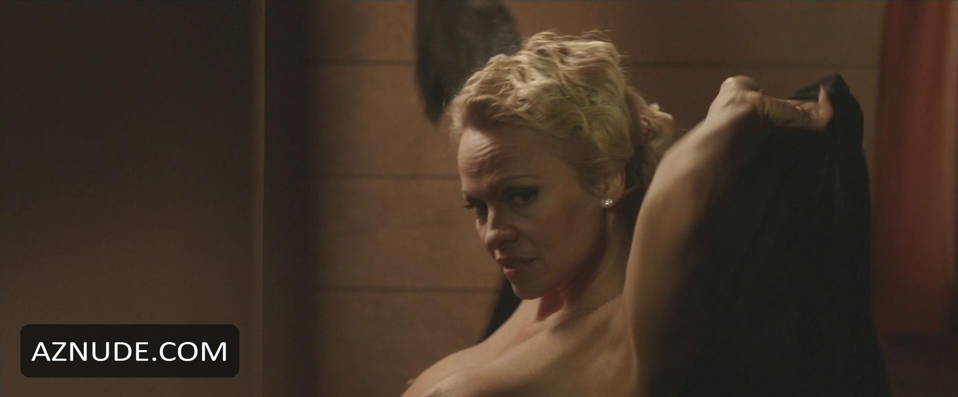 pamela anderson movies naked