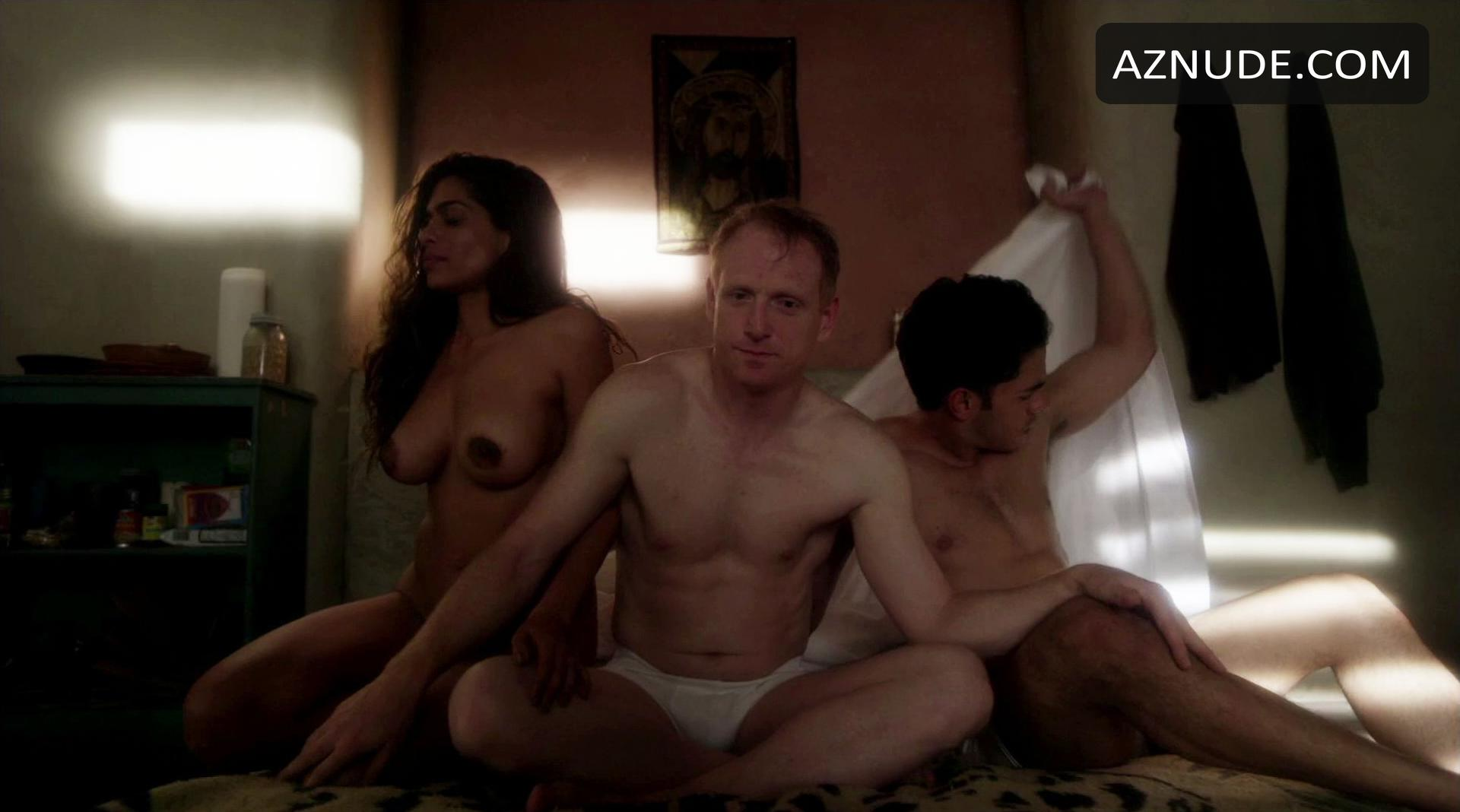 The young pope nude scene