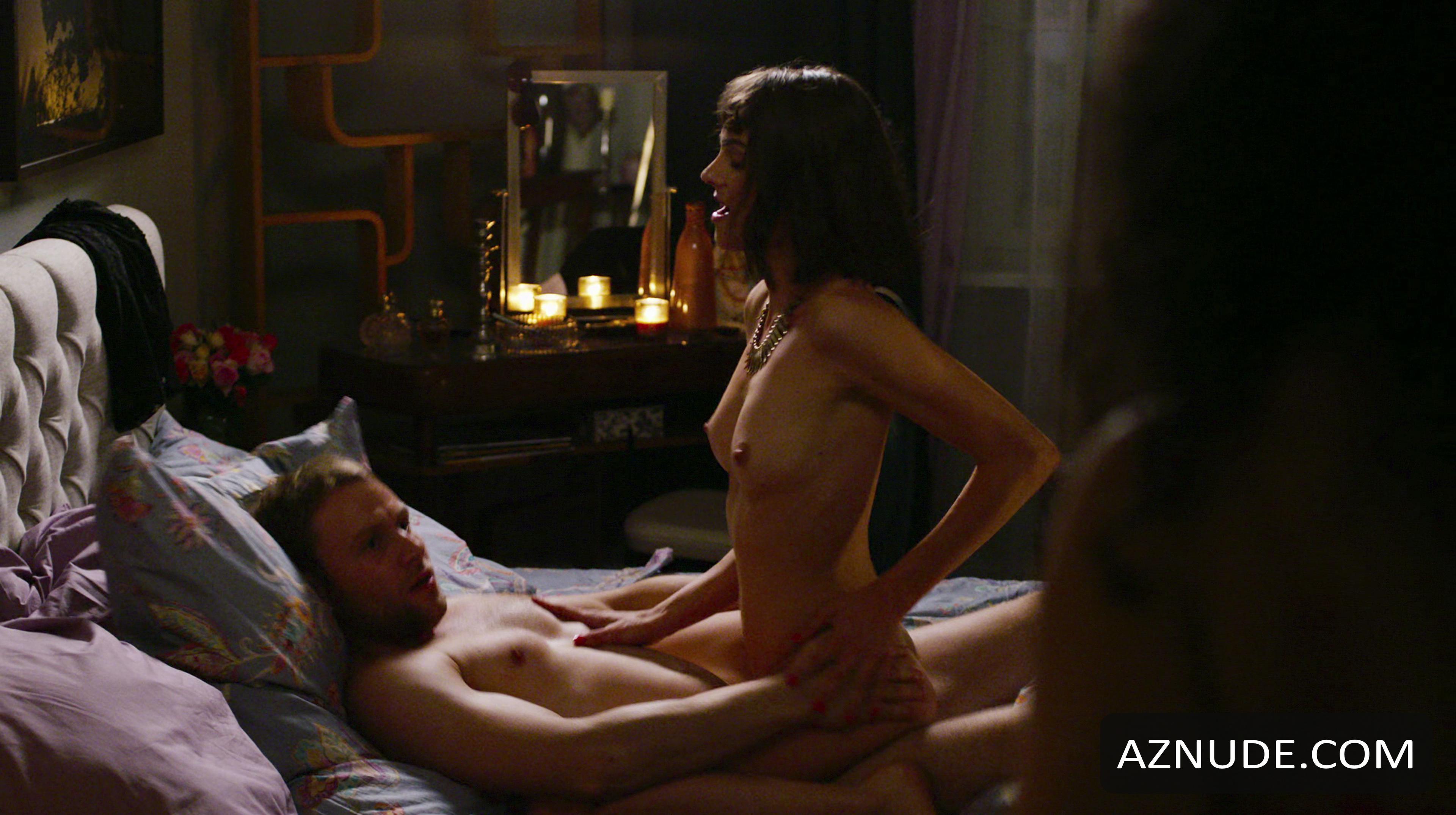Alexandra daddario full frontal sex scene in true detective - 2 part 2