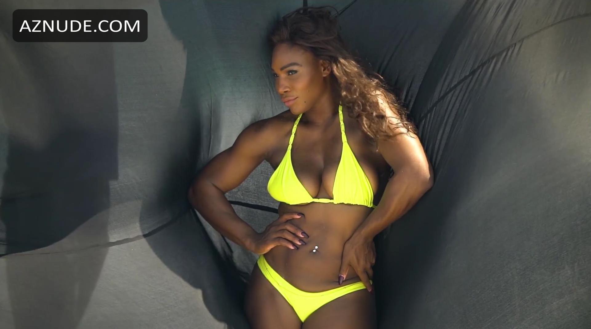 image Serena williams sport illustrated swimsuit 2017