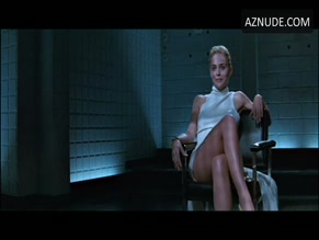 SHARON STONE in BASIC INSTINCT(1992)