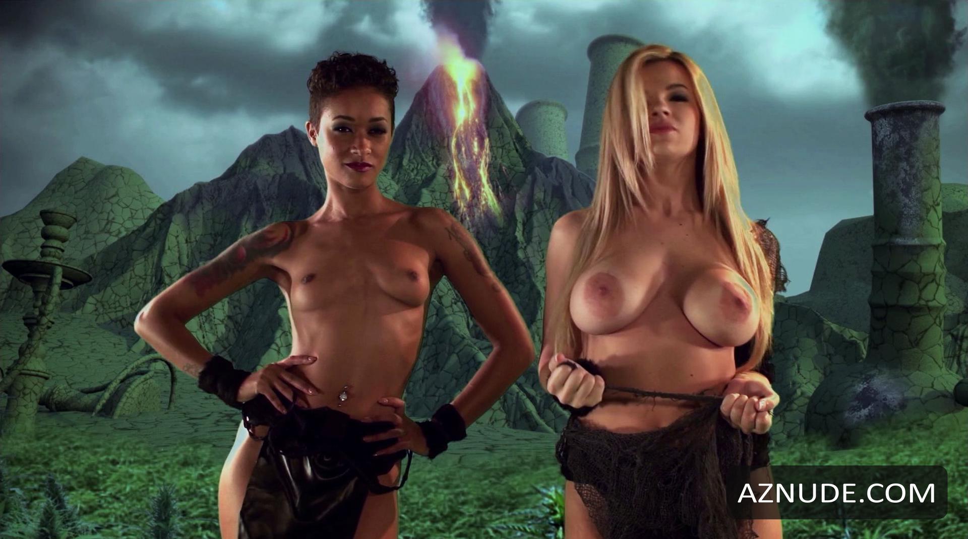 Adriana Sephora  nackt