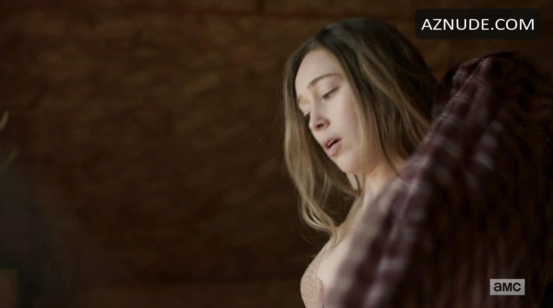 100 Images of Alycia Debnam Carey Sex Scene