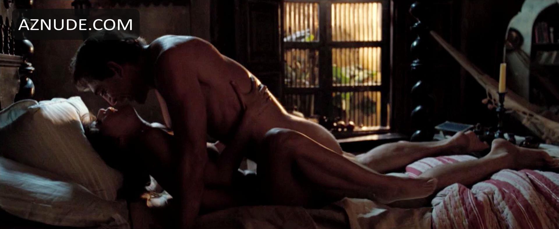 Ana Claudia Talancon Sex Scene love in the time of cholera nude scenes - aznude
