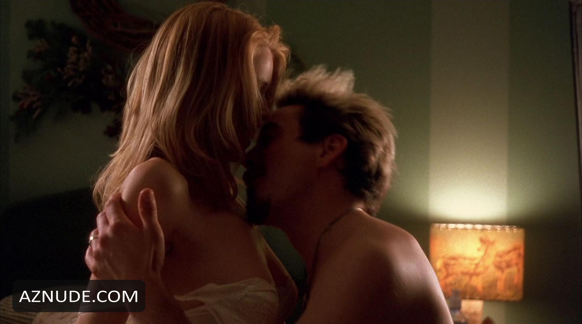 Claudia Schiffer Sex Tape friends & lovers nude scenes - aznude