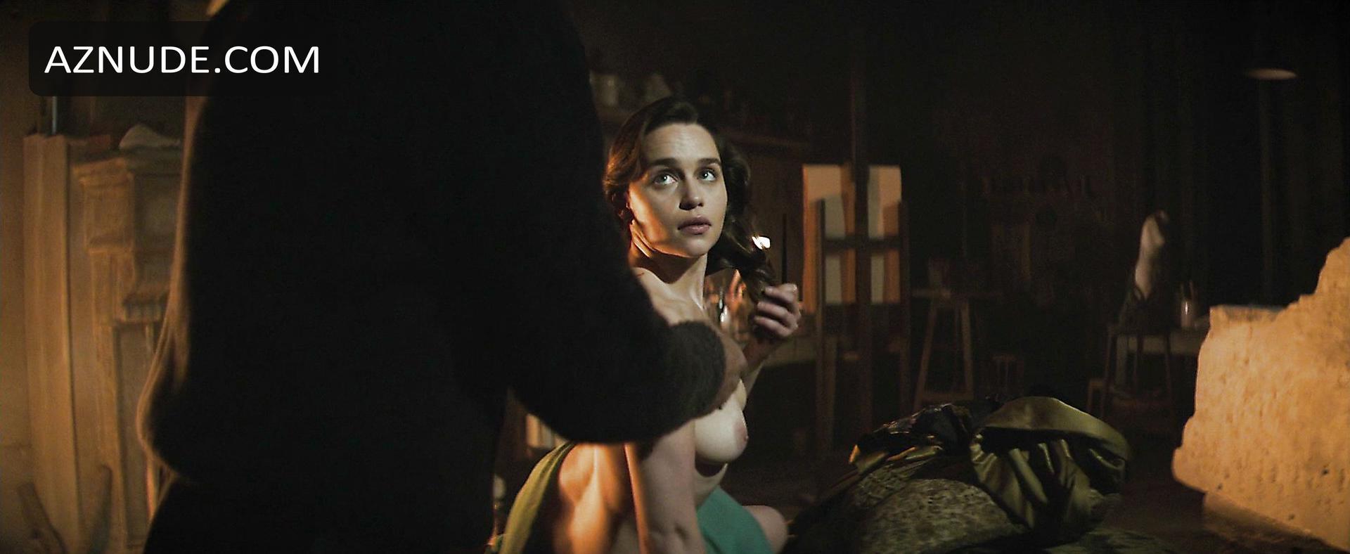 Emilia clarke aznude