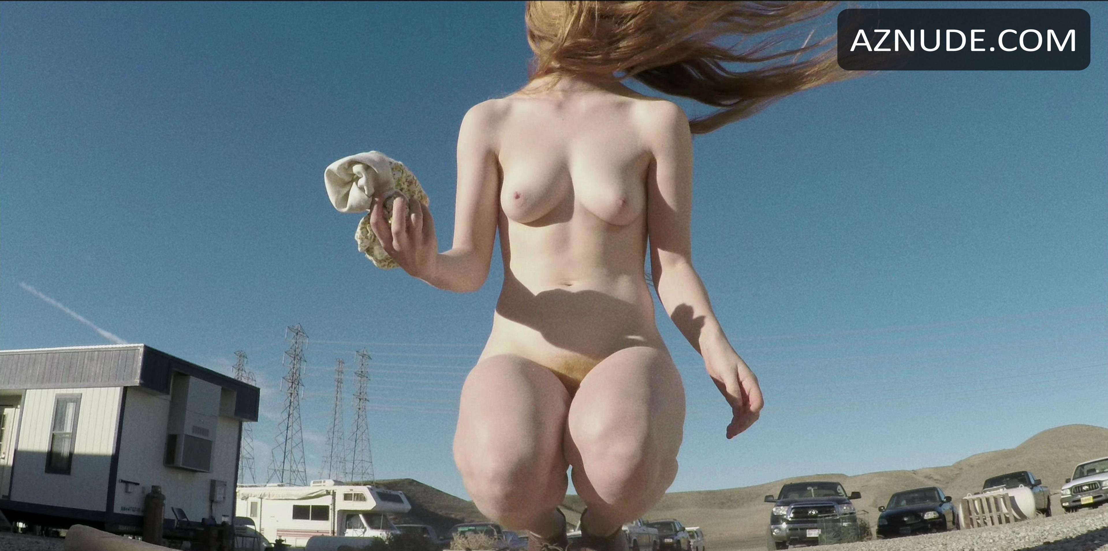 India Menuez Nude
