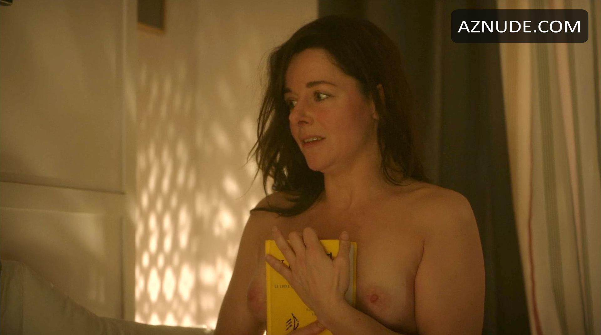 Laure Calamy  nackt