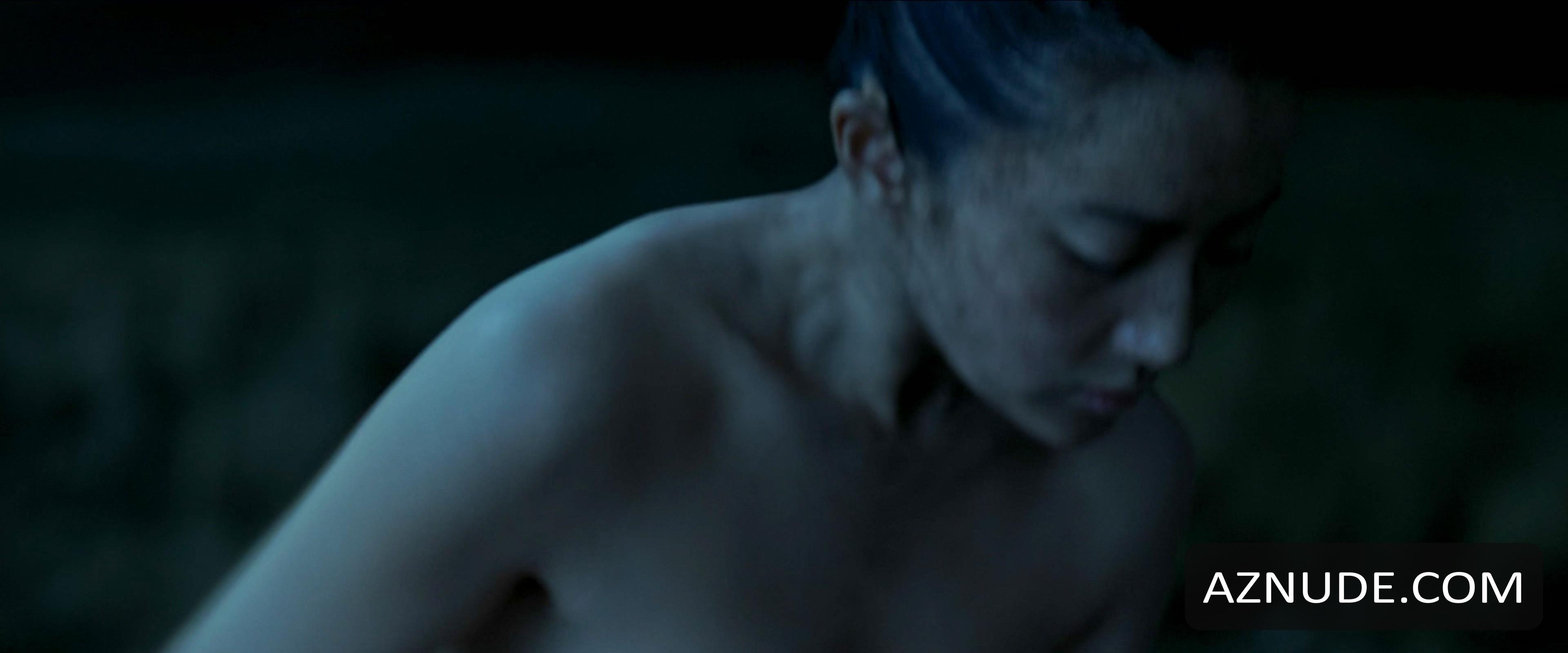 Nackt Yifei Liu  Nackt nackt,