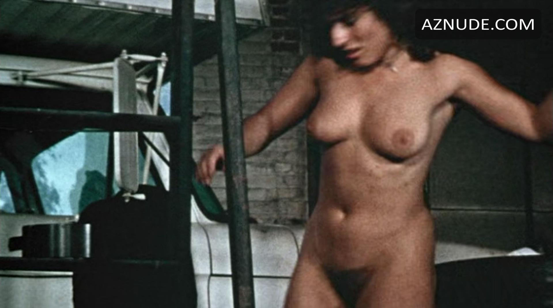 Maria Aronoff  nackt