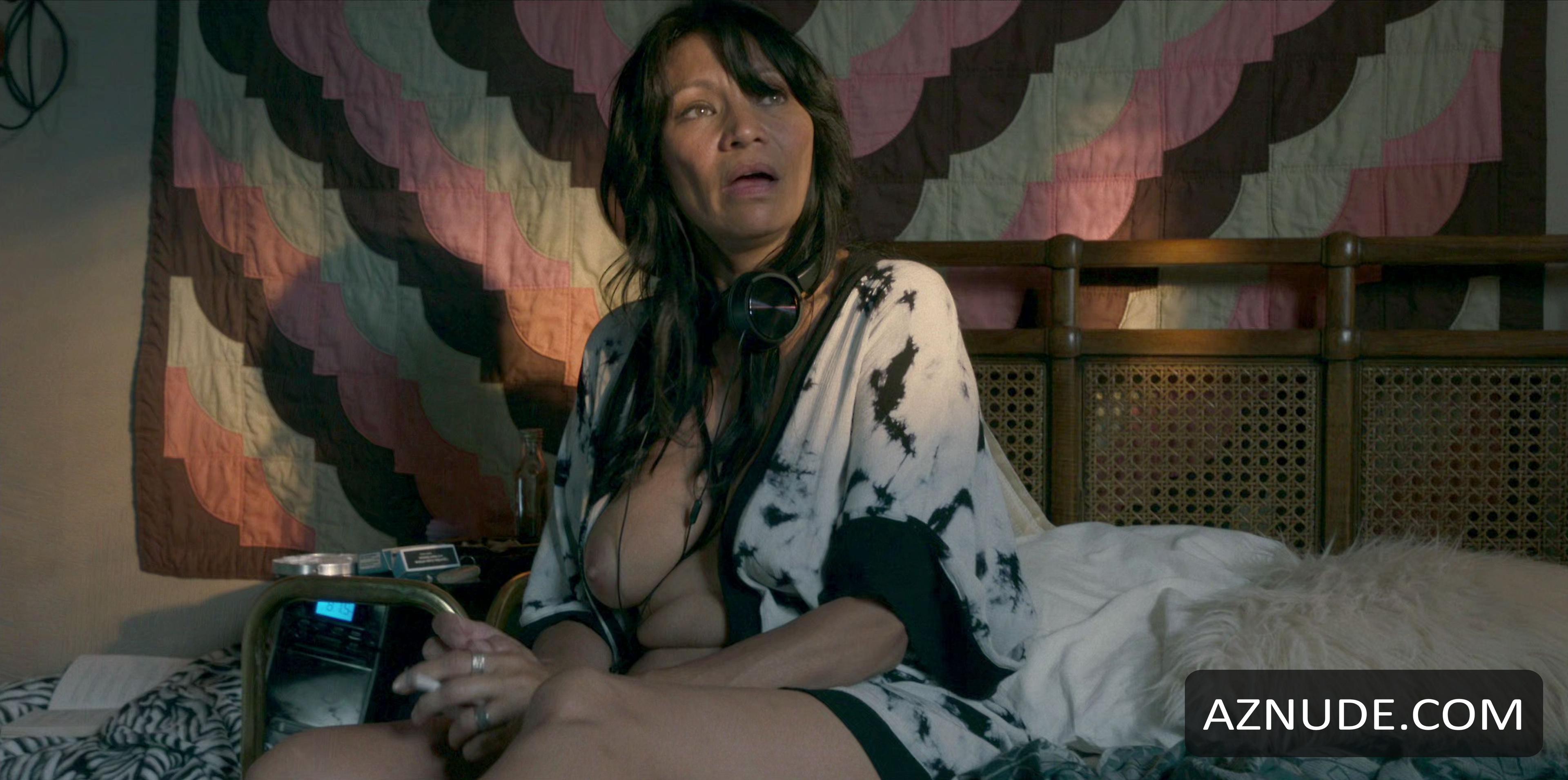 Michelle Thrush Nude