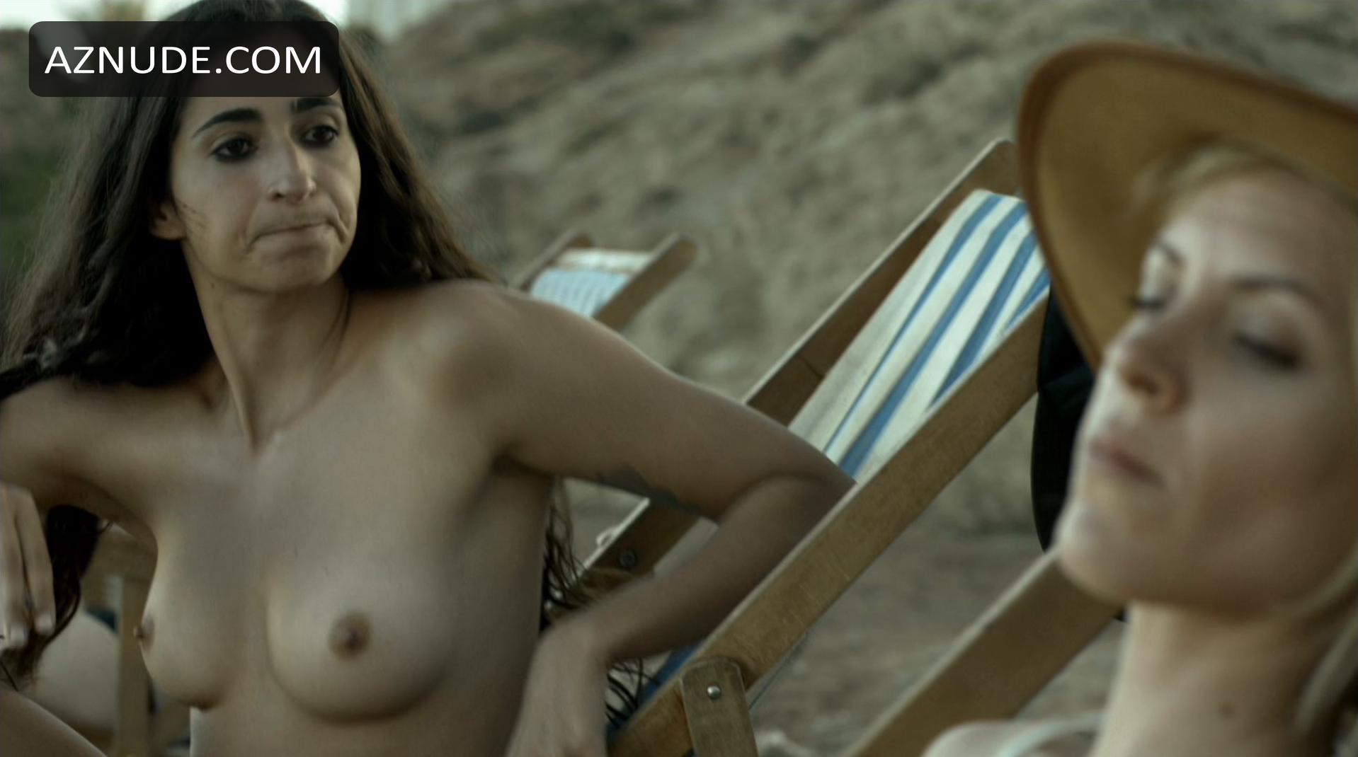 Esther Acebo  nackt