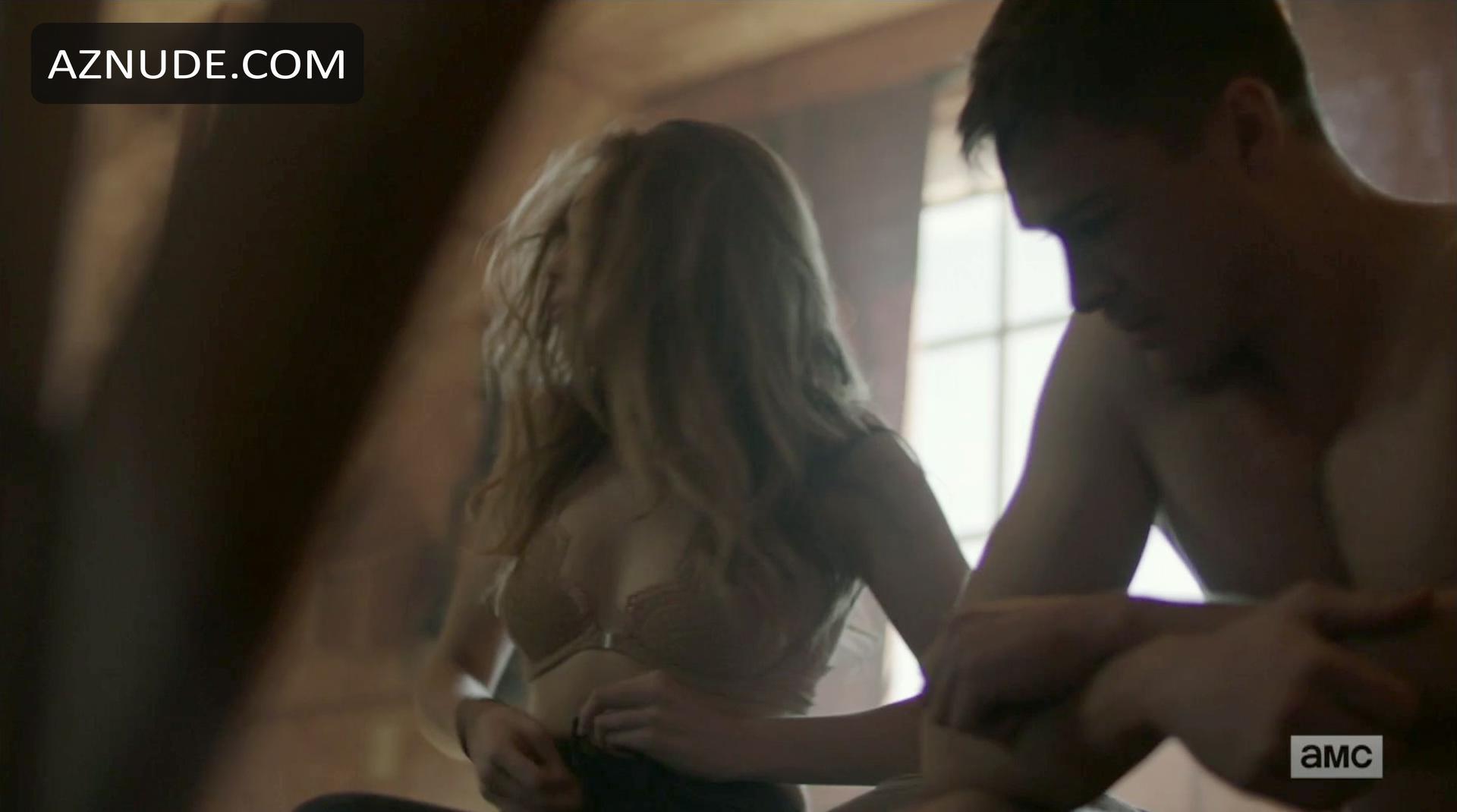 Has Alycia Debnam Carey Ever Been Nude