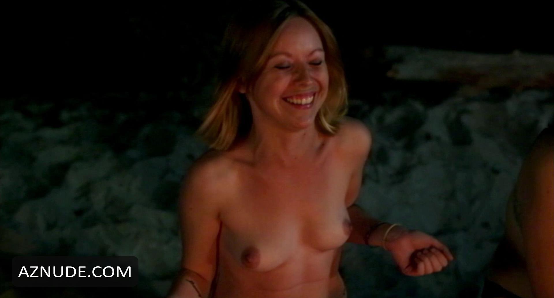 christine bell nude videos