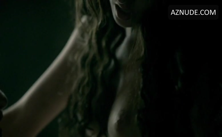 Alyssa sutherland nude scene in vikings scandalplanetcom - 1 part 1