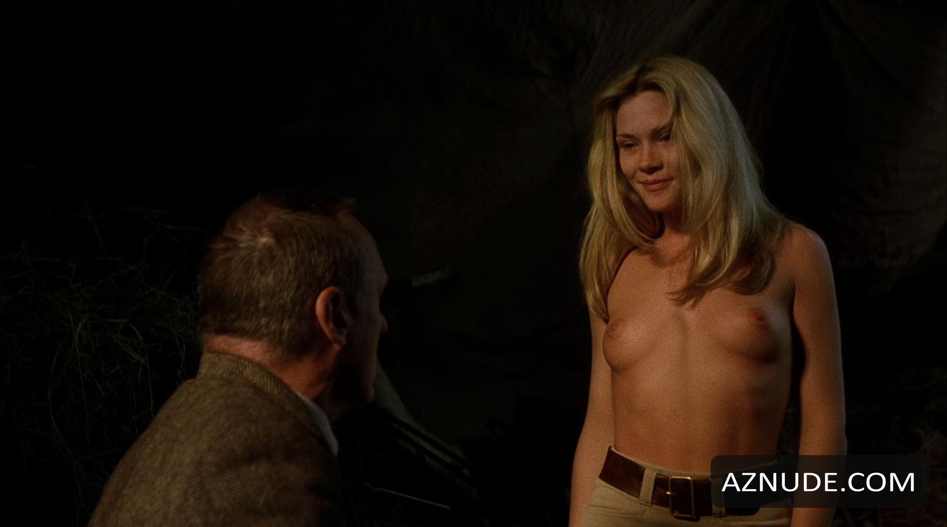 Anatomy of a nude scene