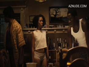 ANGELA LEWIS in SNOWFALL (2017-)
