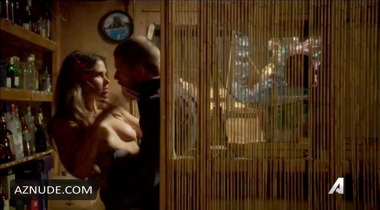 Anna hutchison nude nipple made you