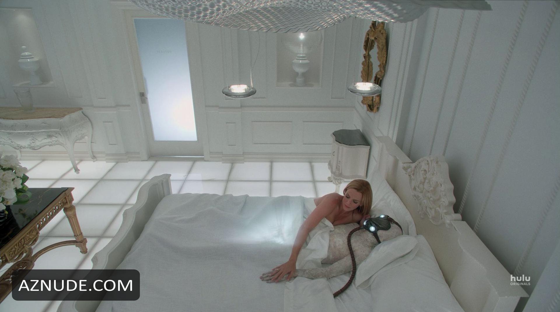 Annie wersching nude bosch s01e02 - 2 part 10