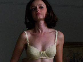 From Alexis bledel nackt Thanks for
