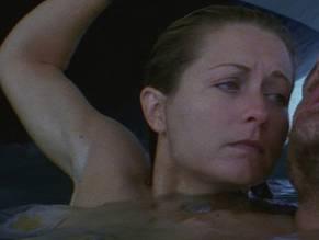 open water topless scene