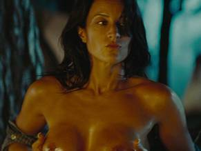 America olivo naked in friday the th