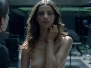 Best tits in westworld