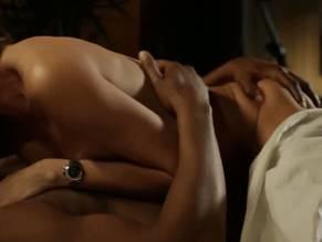 Sexy naked lick