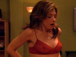 Amusing callie thorne topless