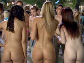 American pie naked mile sex scene